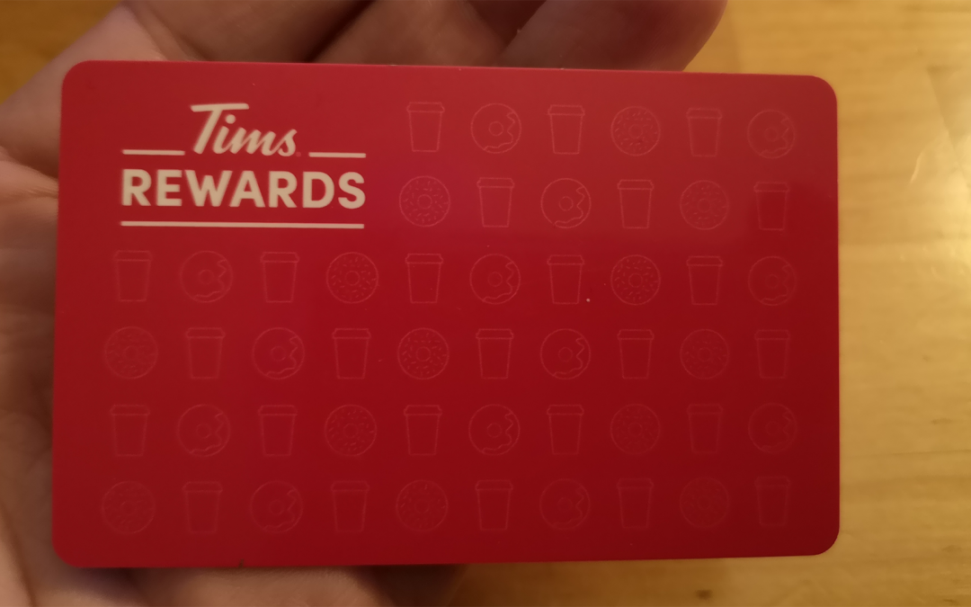 Tim Hortons Finally Launches A Loyalty Program