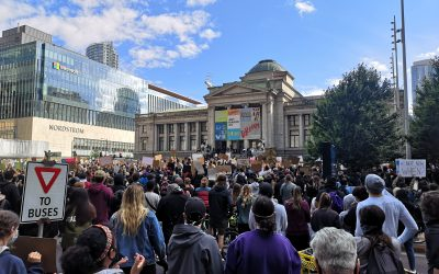 What I learned from going to the Vancouver Black Lives Matter Protest